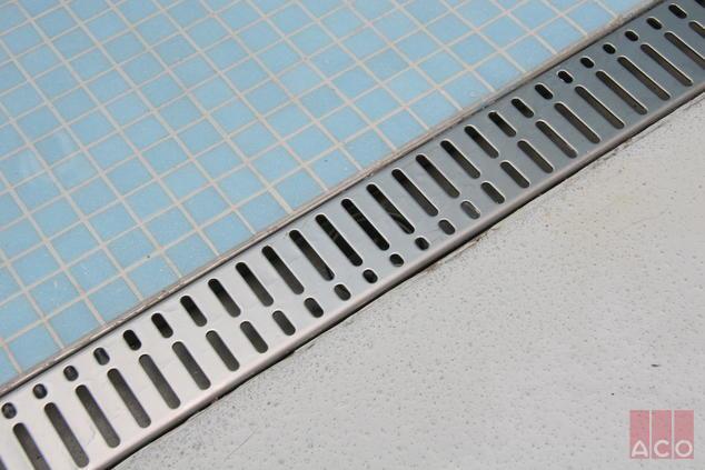 Egyedi gyártású rozsdamentes zuhanyfolyóka