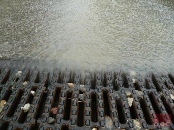 MultiLine V300S típusú rácsos folyóka D400 öv ráccsal