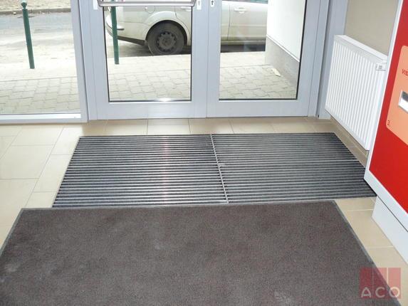 ACO SELF Indoor beltéri lábtörlő rendszer