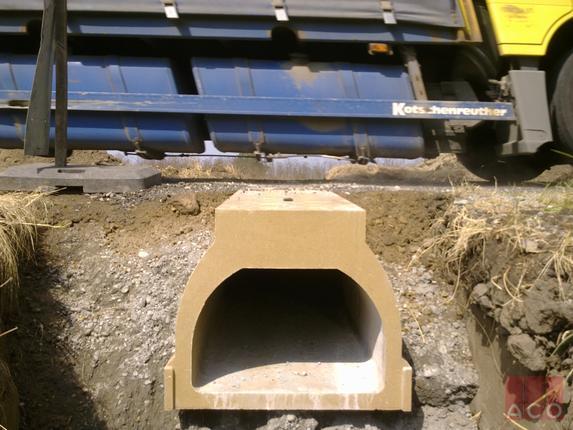 ACO Wildlife PRO polimerbeton rendszer a KiskunságiNP területén, 26 alagút, 8.200m terelőfal